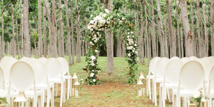 Fotos de Decoração de Casamento