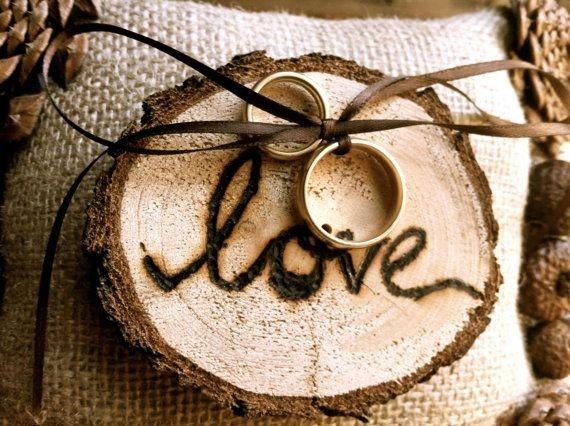 Porta Alianças para Casamento