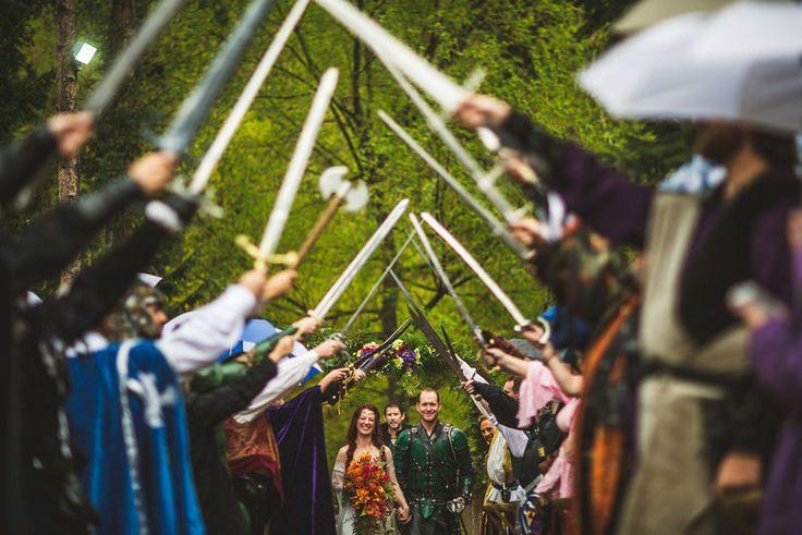Casamentos Medievais