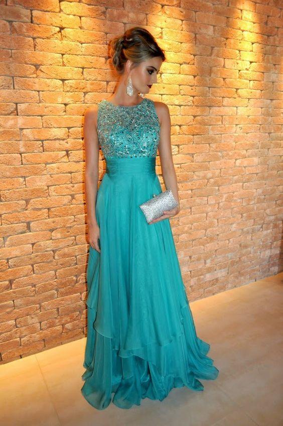 Fotos de Vestidos de Madrinhas de Casamento