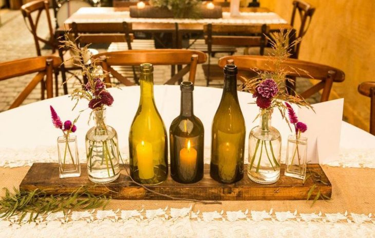 Mesa de Casamento Simples