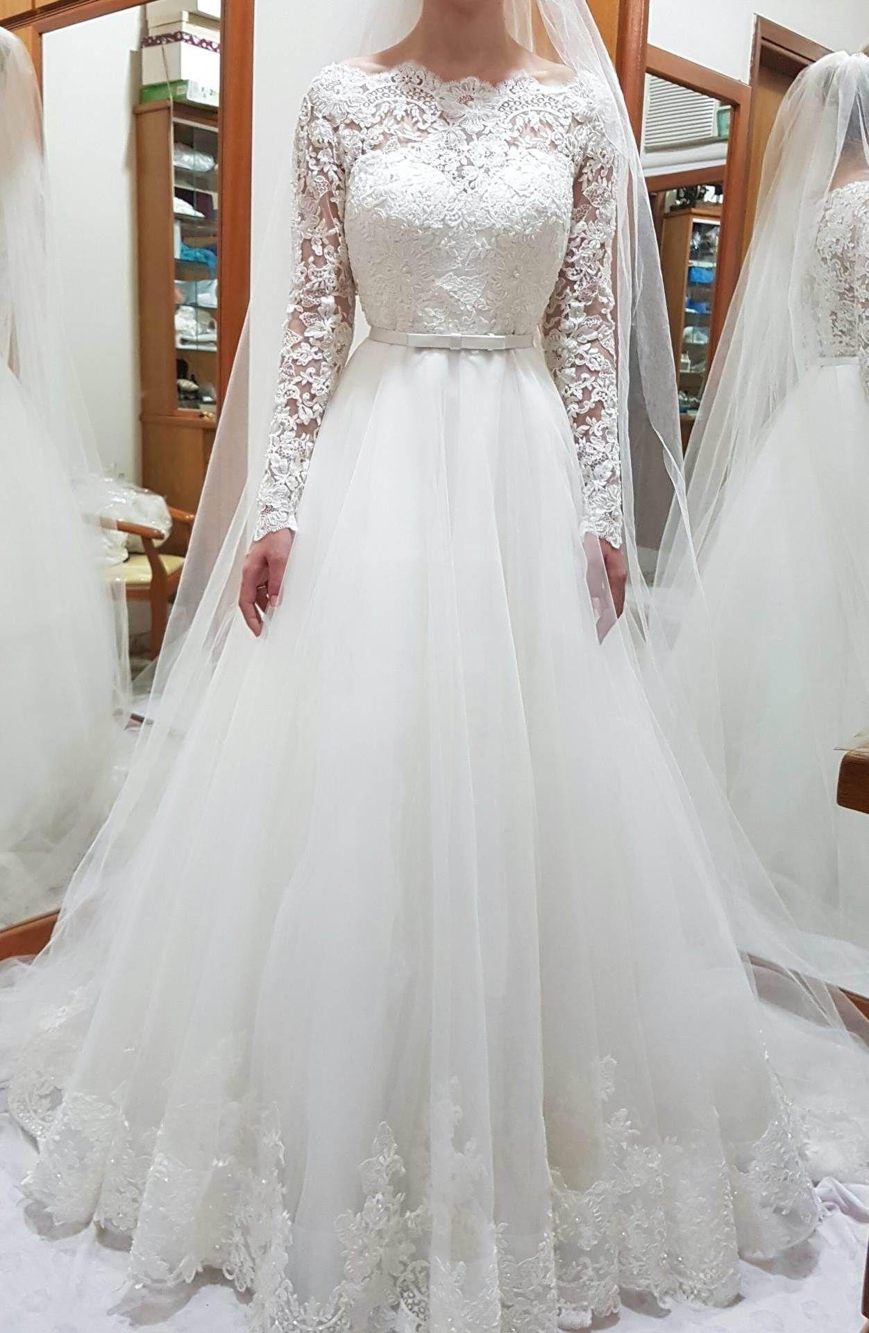 Vestido de Noiva Evangélica