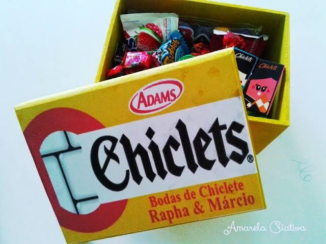 Bodas de Chicletes