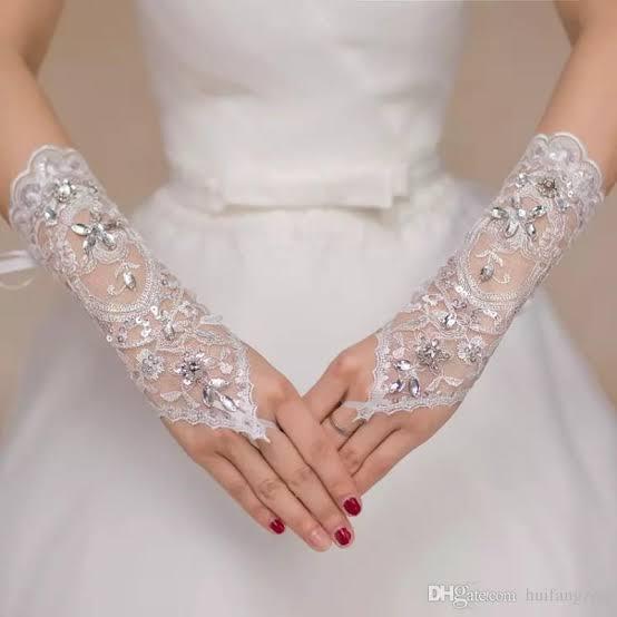 Acessório para noivas