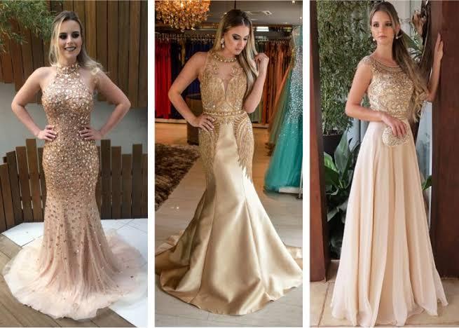 Modelo de vestido para madrinhas