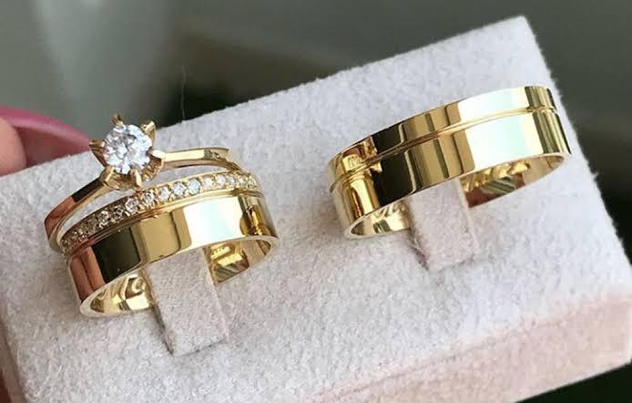 Jóias para noivas