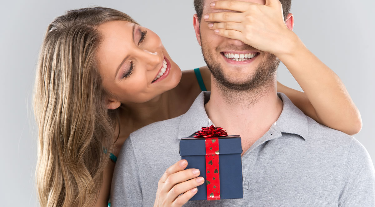 Surpresas para marido