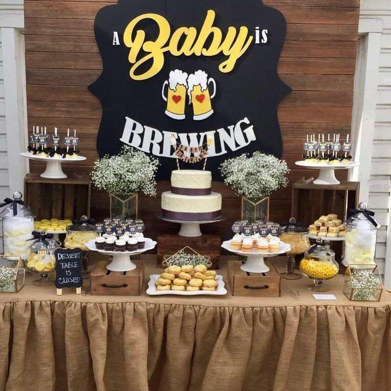 Chá bar de bebe