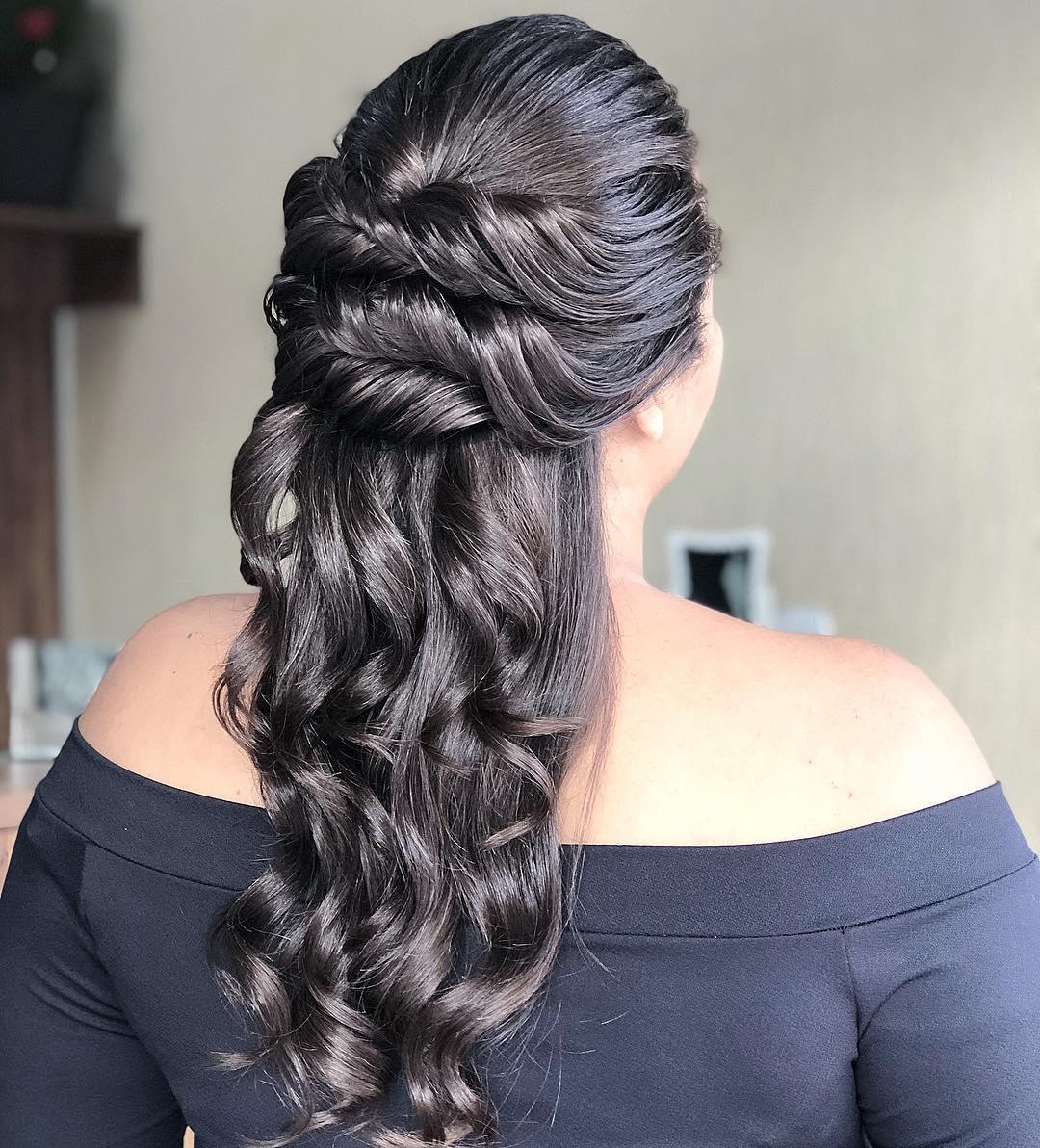 Penteados para mãe da noiva