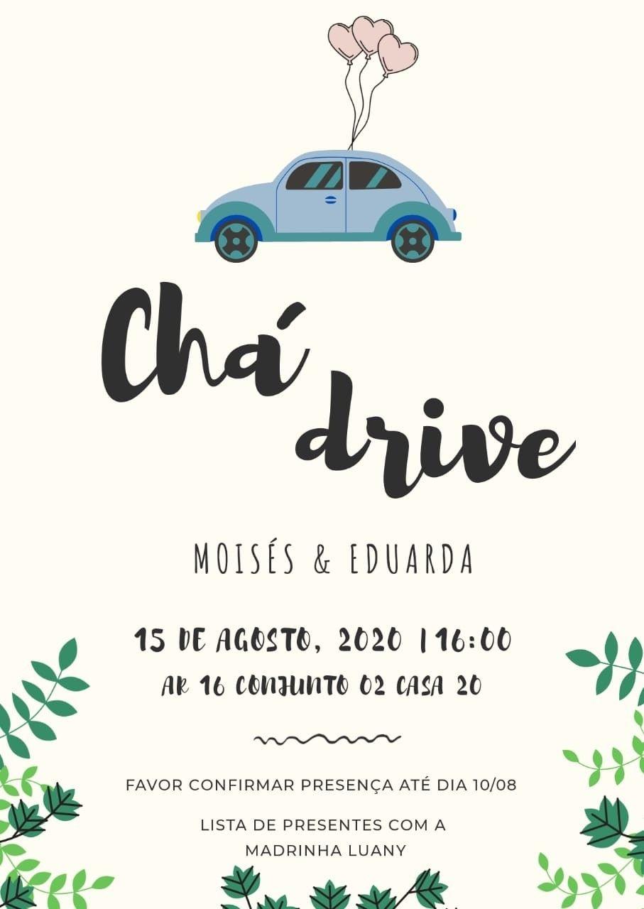 Chá Drive-thru