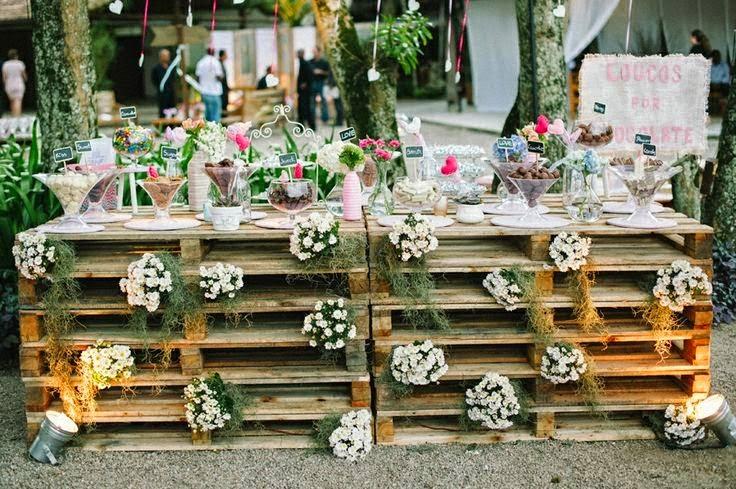 Casamento no jardim